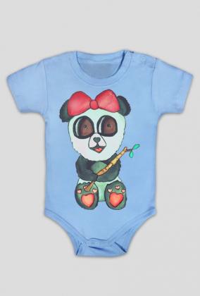 Body PANDA słodkie