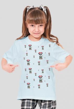 Koszulka T- Shirt PANDY słodka