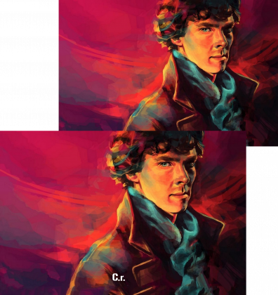 Bluza damska z Sherlock