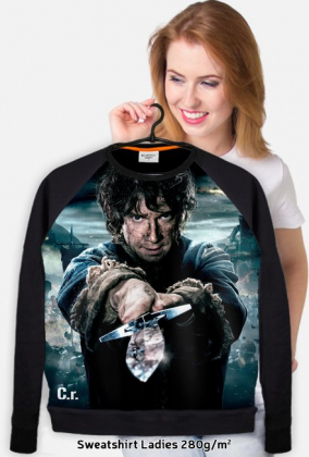 Bluza damska Hobbit