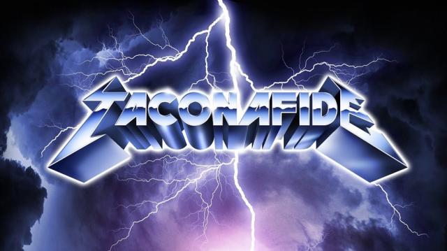 Taconafide Hoodie Metallica logo