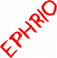 Męska koszulka z logo (granatowa)