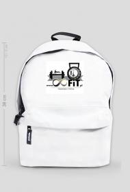 plecak z logiem 8FiT