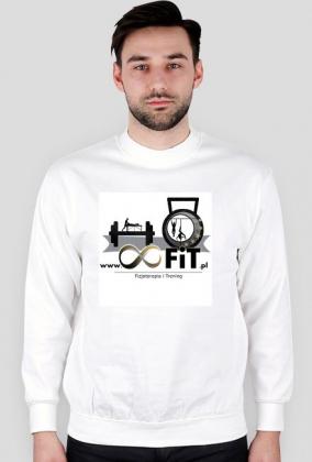 bluza z logiem 8FiT
