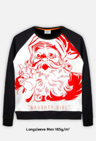 Santa Claus - Naughty Girl - Christmas Edition MEN