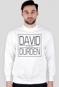 Classic David Durden - Bluza MEN
