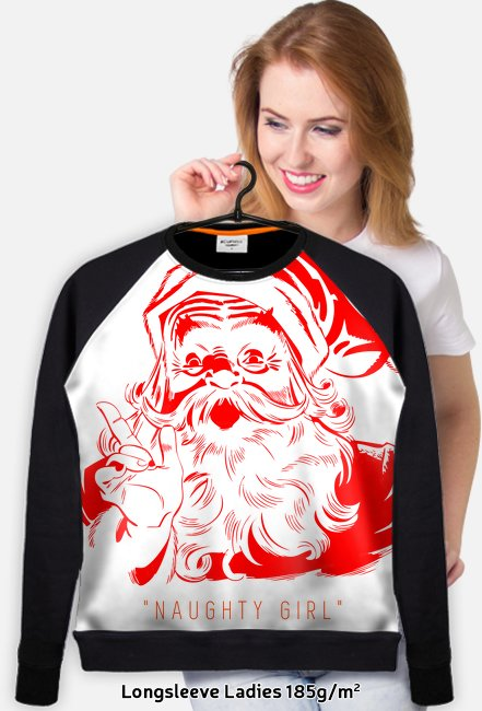Santa Claus - Naughty Girl - Christmas Edition WOMEN