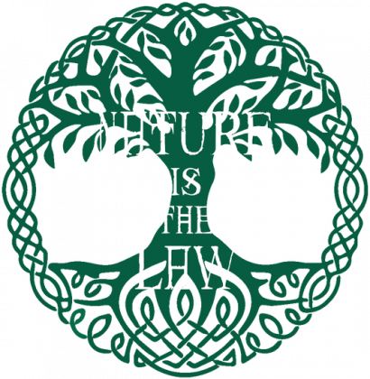 Nature is the law