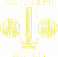 air cooled