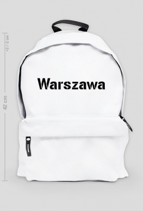 Plecak Warszawa