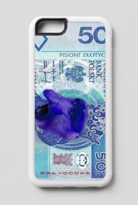Etui iPhone 6/6s Małpa Janusz