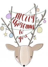 Merry Christmas, plakat