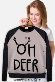 Oh deer bluza