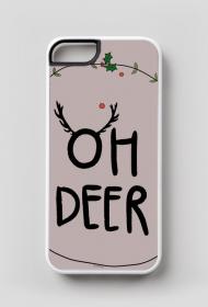 Oh deer, etui