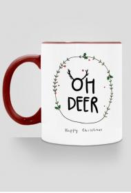 Oh deer, kubek