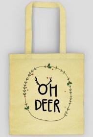Oh deer, torba