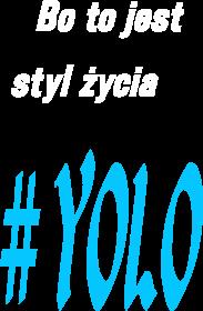 Yolo T- Shirt for man/boy
