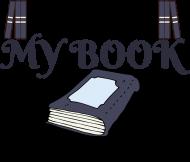 Koszulka I Closed My Book