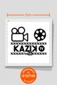 12 wlepek Kazik.TV