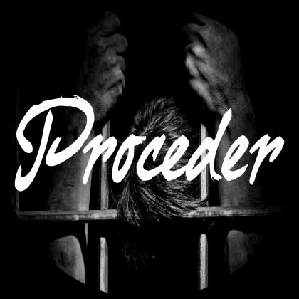 T-shirt - Model - Proceder