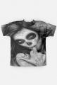 T-shirt - Model - Full Print - Procederowa Dama