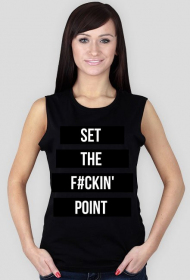 Set The Point - top