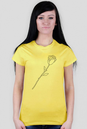 T-Shirt Rose Tattoo