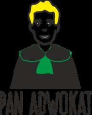 Kubek Pan Adwokat Blondyn