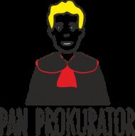 Kubek Pan Prokurator Blondyn