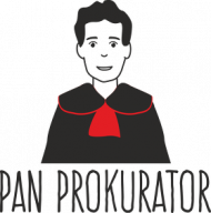 Kubek Pan Prokurator Brunet