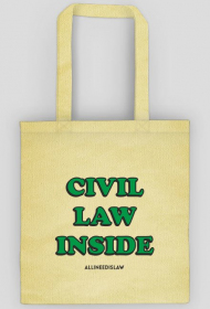 TORBA CIVIL LAW INSIDE