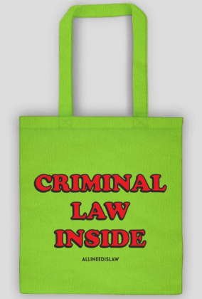 TORBA CRIMINAL LAW INSIDE