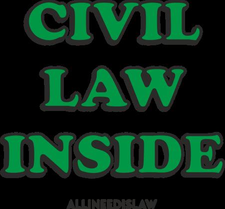 TORBA CIVIL LAW INSIDE