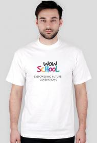 WOW koszulka Men