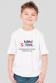 WOW koszulka Kids logo