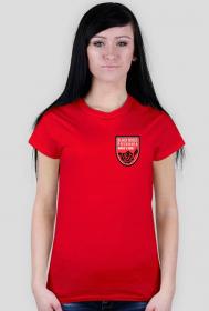 Koszulka czerwnona BRP