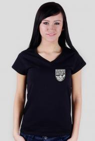 Koszulka V Black