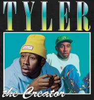 TYLER THE CREATOR Koszulka 90s style