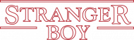 Stranger Boy Bluza