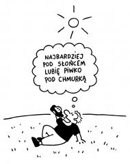 Piotr Świderek - Piwo - męska