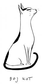 Joanna Rusinek - Boj kot - damska