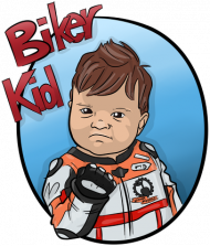 Biker Kid Sport Black