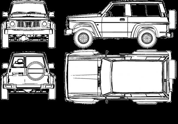 Nissan Patrol Manual Y60