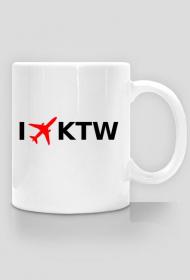 Kubek I LOVE KTW
