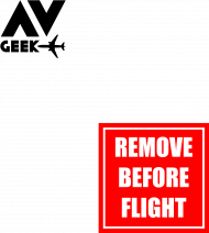 REMOVE BEFORE FLIGHT - Portfel
