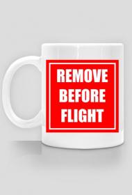 REMOVE BEFORE FLIGHT - Kubek