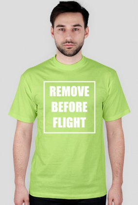 Lotnictwo - REMOVE BEFORE FLIGHT