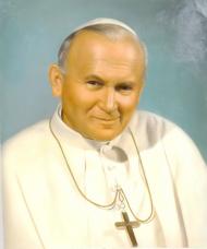 Jan Paweł II Papież kubek 2