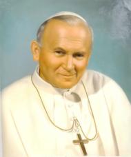 Jan Paweł II Papież magiczny kubek