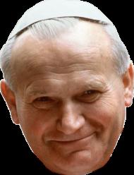 Jan Paweł II Papież kubek obustronny 3